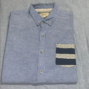 Men's Button Up/Down